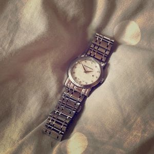Used but great authentic Burberry watch